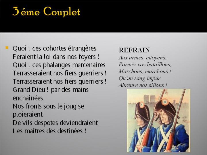 La Marseillaise et son histoire  G_0821