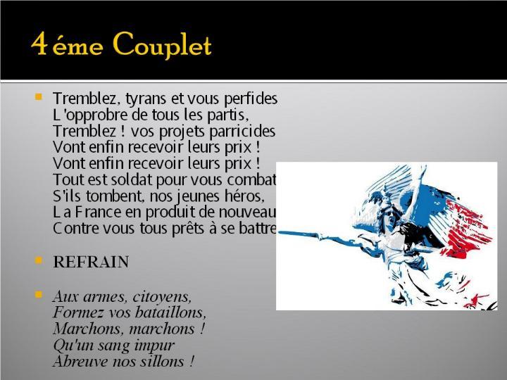 La Marseillaise et son histoire  G_0920