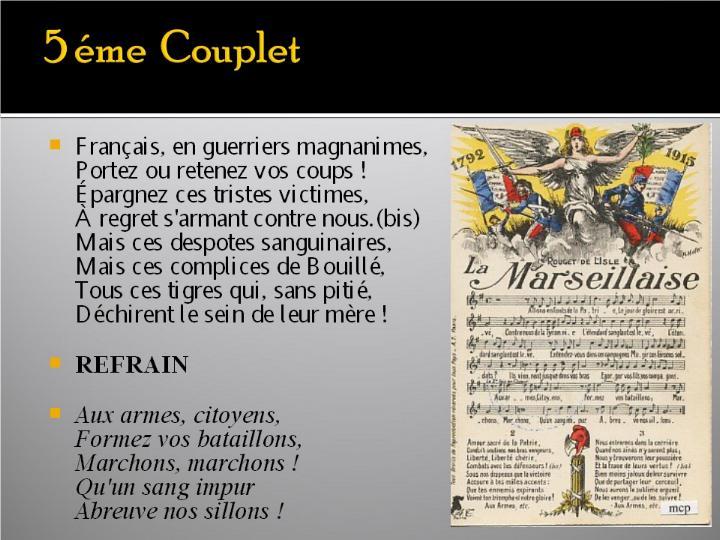 La Marseillaise et son histoire  G_1020