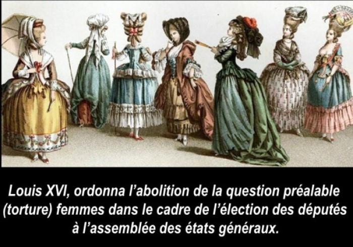 Le bon roi Louis XVI * G_1173