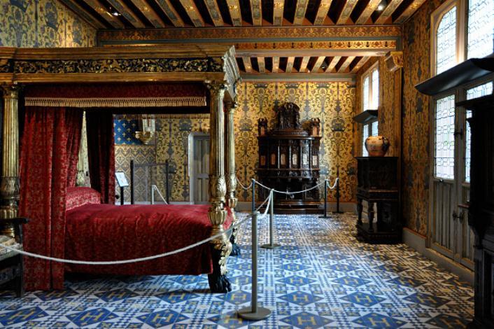 La vie des rois en France * G_1220