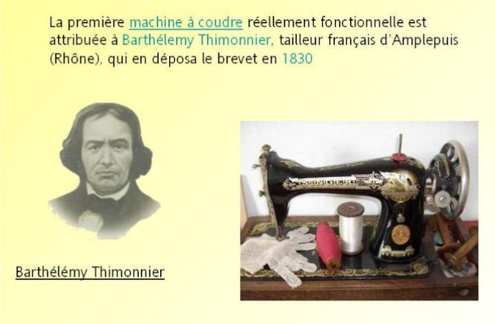 L´histoire des inventions françaises * G_1465
