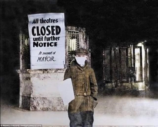 Il y a 102 ans, déjà des Masques …* G_1649