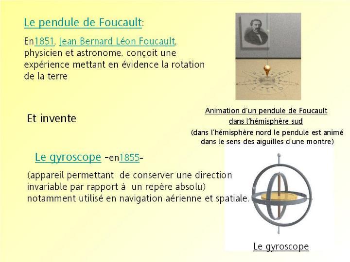 L´histoire des inventions françaises * G_1655