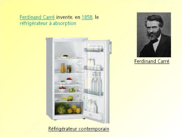 L´histoire des inventions françaises * G_1749