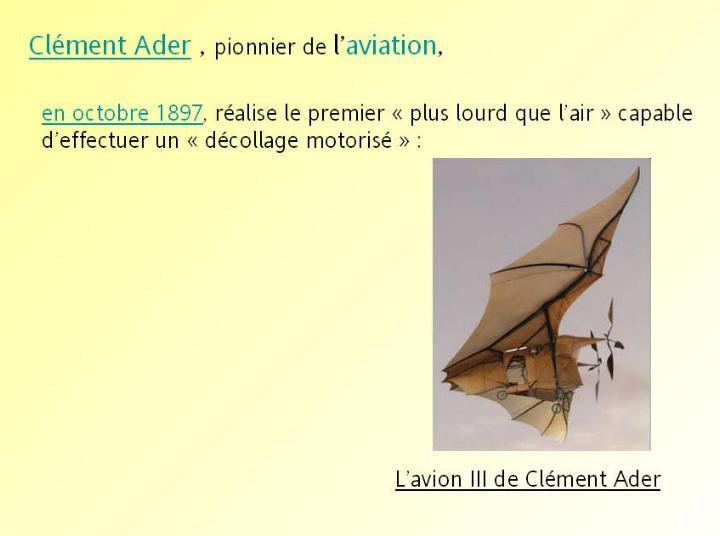 L´histoire des inventions françaises * G_2146