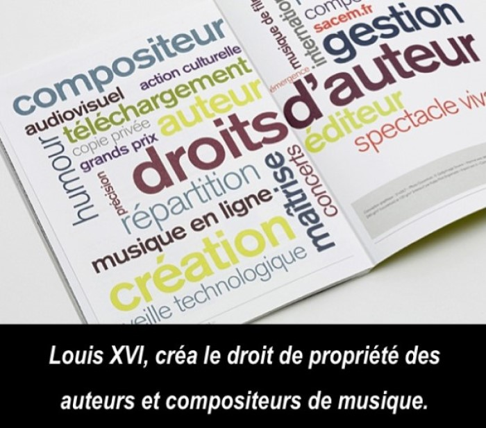 Le bon roi Louis XVI * G_2149