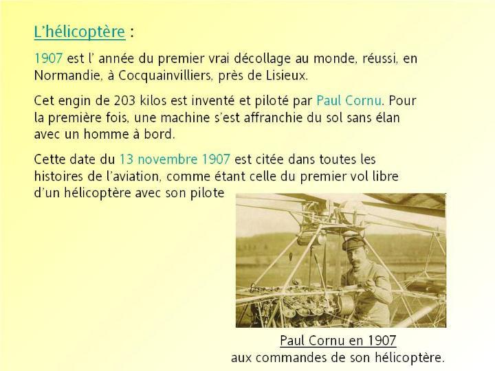 L´histoire des inventions françaises * G_2342