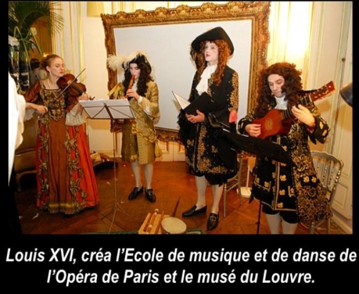 Le bon roi Louis XVI * G_2345