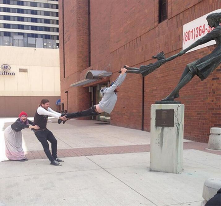 .Amusement avec des statues * - Page 2 G_2523