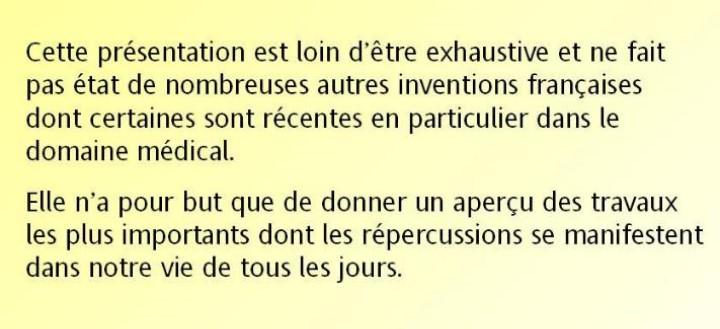 L´histoire des inventions françaises * - Page 2 G_3236
