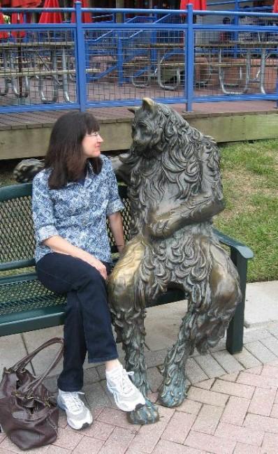 .Amusement avec des statues * - Page 3 G_5413