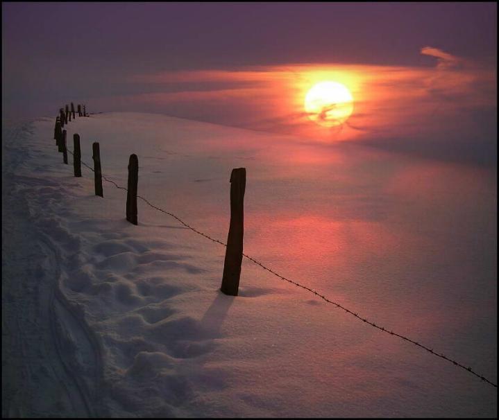 Couchers de soleil.... magnifiques !!! - Page 3 S_1316