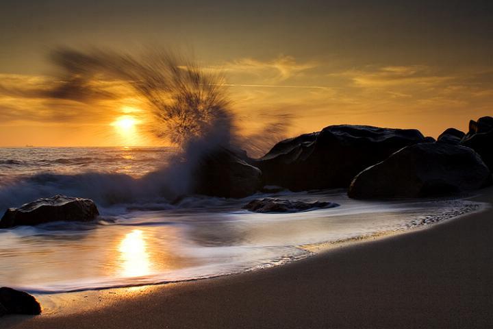 Couchers de soleil.... magnifiques !!! - Page 3 S_1816