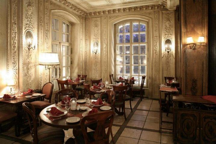 Le Café Pushkin * X1010