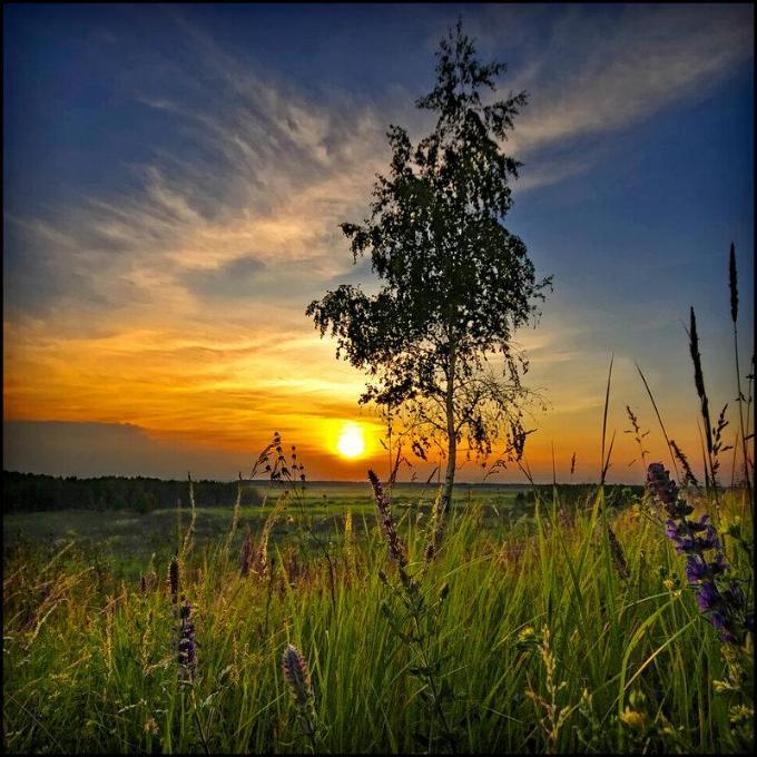 Couchers de soleil - magnifique !!! * X6610