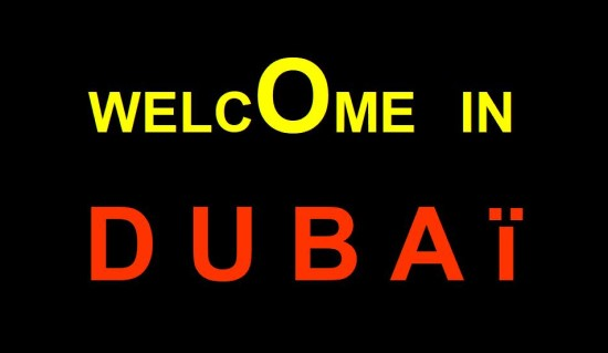 Dubaï * X_01128