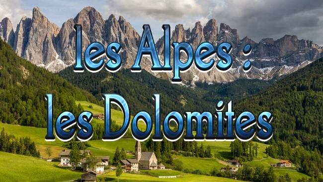 Les Dolomites * X_01135