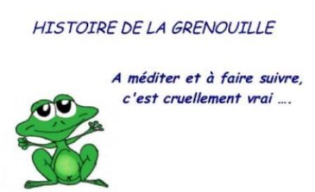 La parabole de la grenouille X_01193