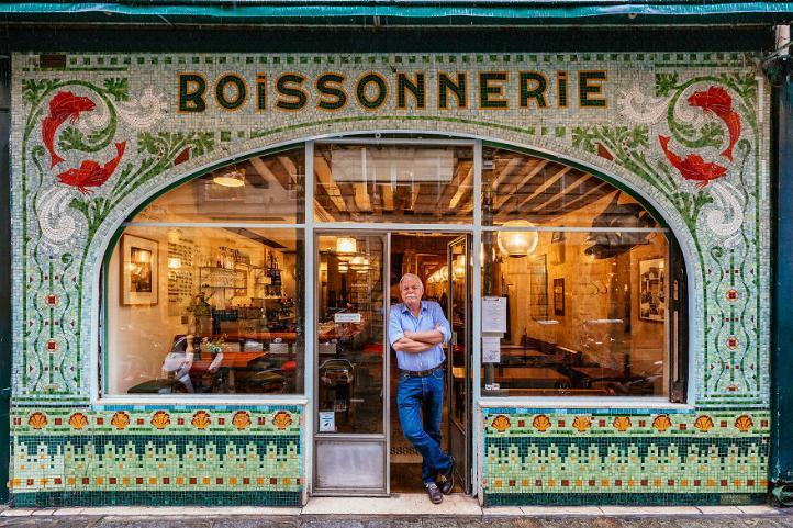 Le charme discret des vieilles boutiques de Paris..* X_01_d10