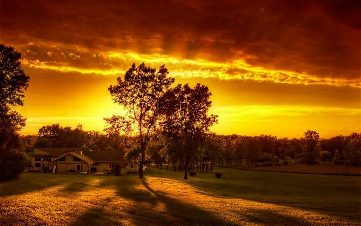 Couchers de soleil - magnifique !!! * X_02106