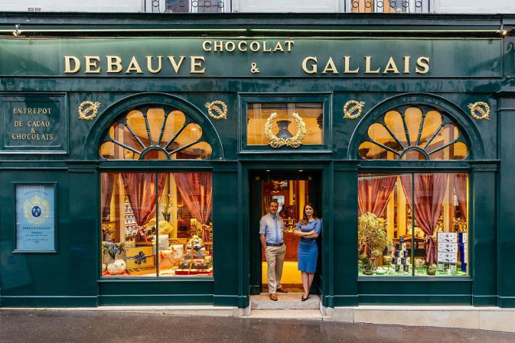 Le charme discret des vieilles boutiques de Paris..* X_02_p10