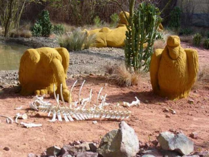 Statues de sable * X_0346