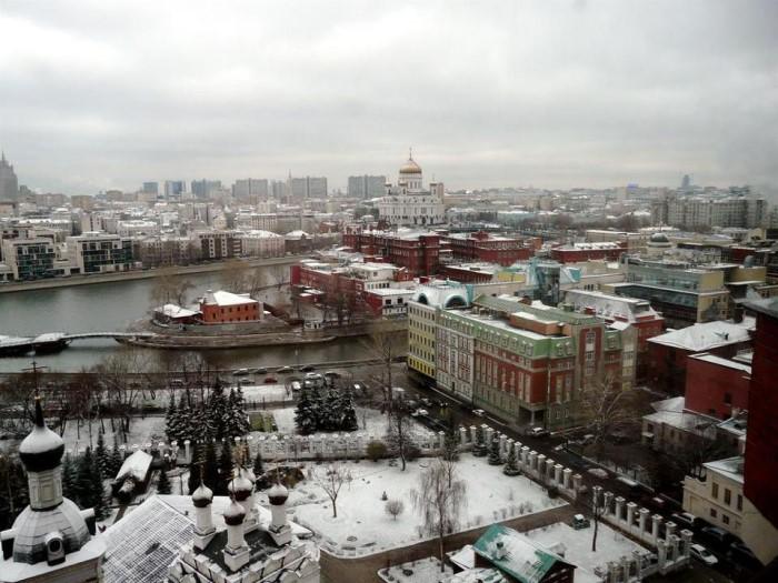 La Russie * X_04121