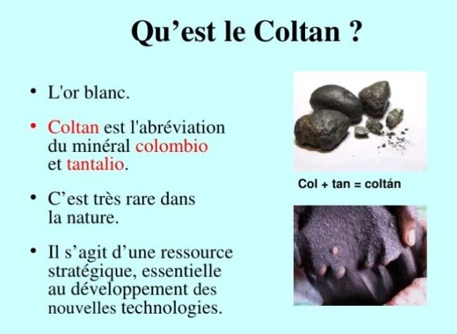 L´or blanc - le coltan * X_05239
