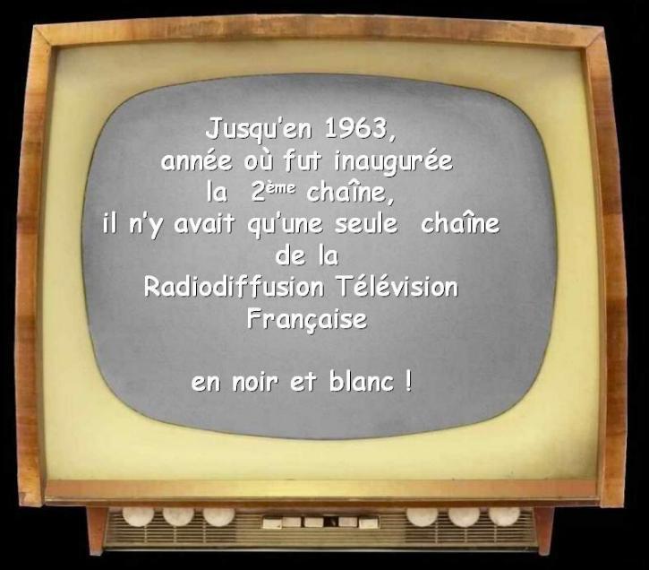 Les premiers pas de la télévision française * X_0657