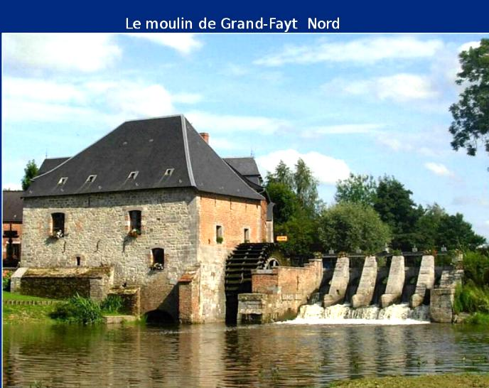 Les moulins de France * X_07105