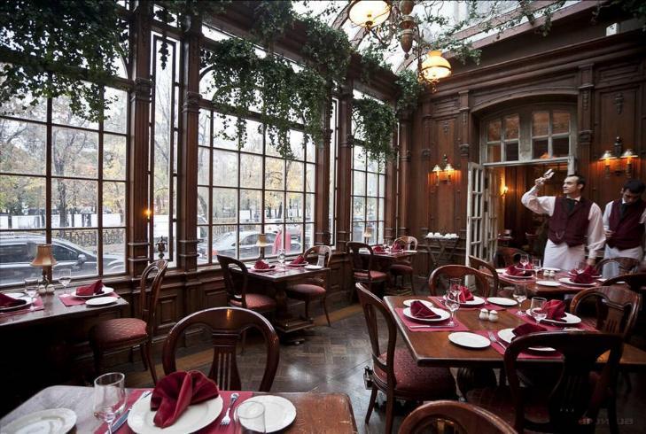 Le Café Pushkin * X_0735