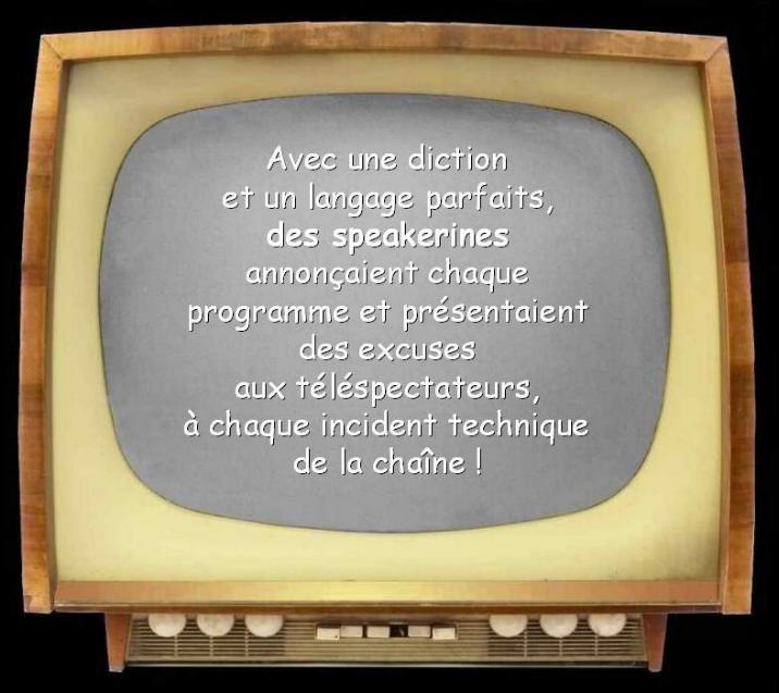 Les premiers pas de la télévision française * X_0753