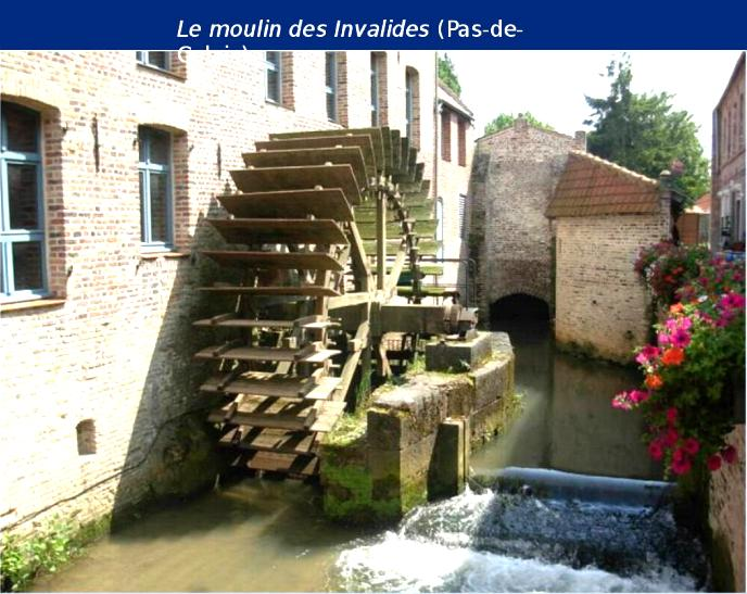 Les moulins de France * X_09105