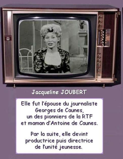 Les premiers pas de la télévision française * X_0955