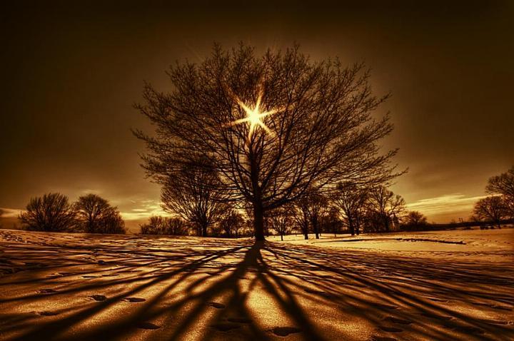 Couchers de soleil - magnifique !!! * X_0993