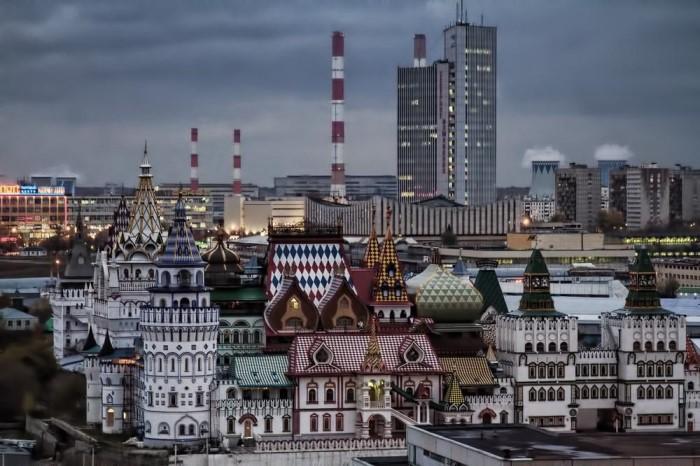 La Russie * X_11104