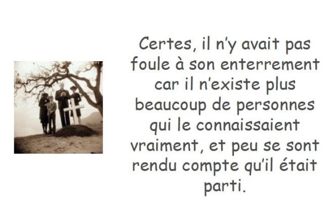 Décès de Bon Sens * X_12181