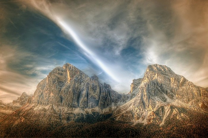 Les Dolomites * X_13128