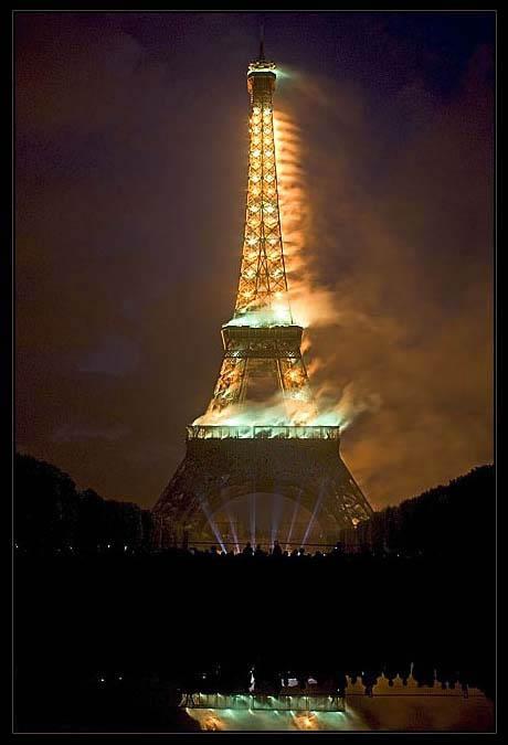 Féerie de la Tour Eiffel * X_1354