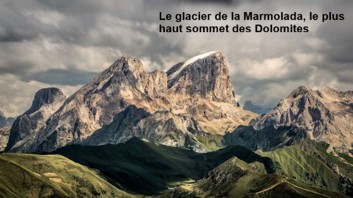 Les Dolomites * X_14123