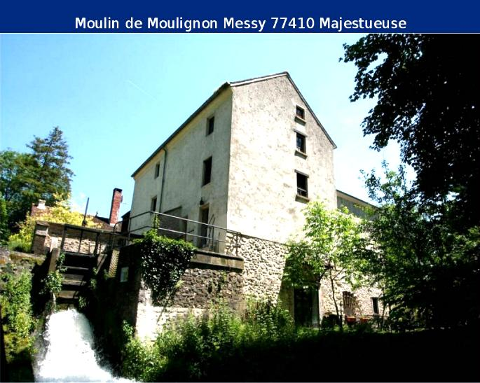 Les moulins de France * X_1492