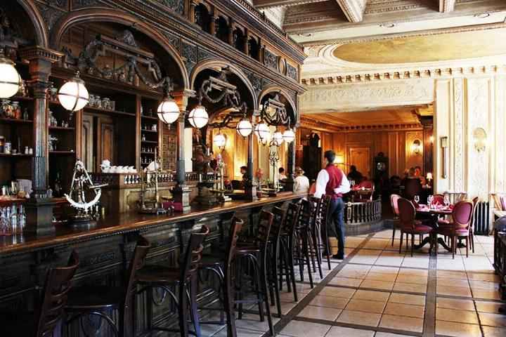 Le Café Pushkin * X_1529