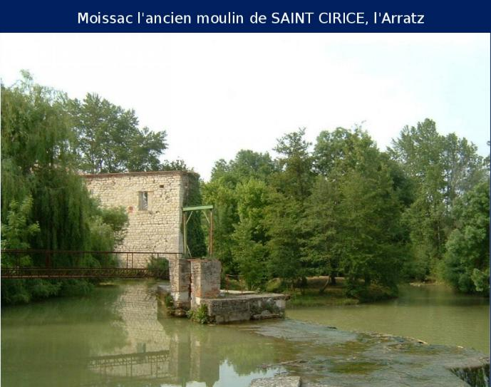 Les moulins de France * X_1590