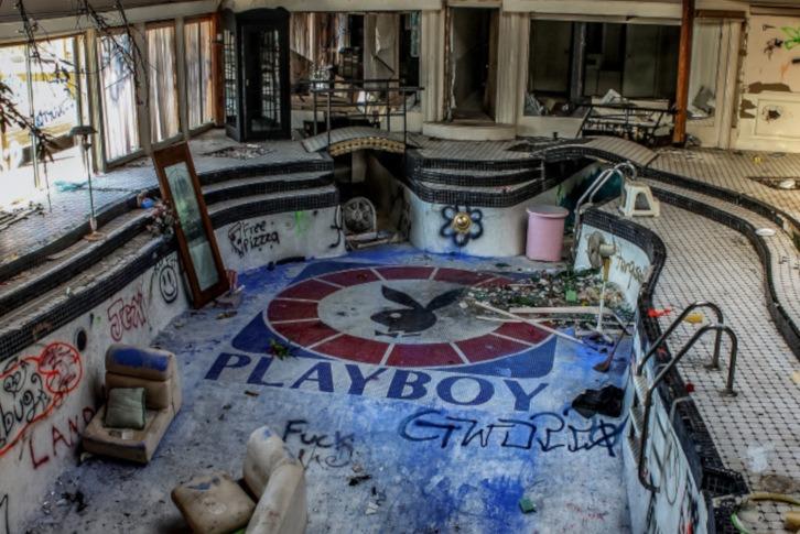 Ces lieux abandonnés * X_15_t11