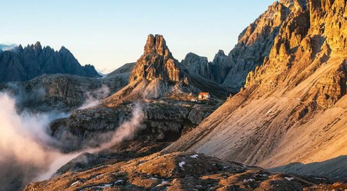 Les Dolomites * X_16112