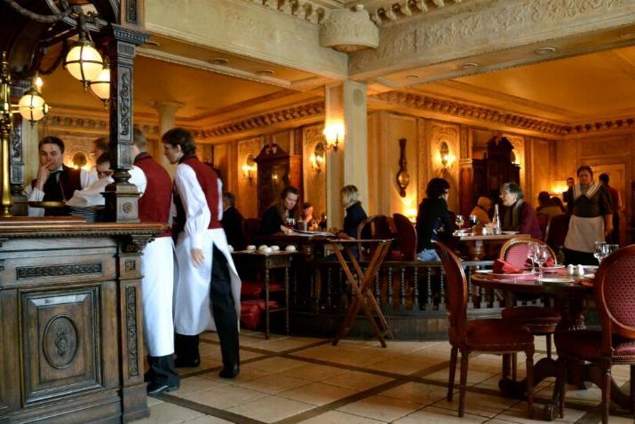 Le Café Pushkin * X_1630