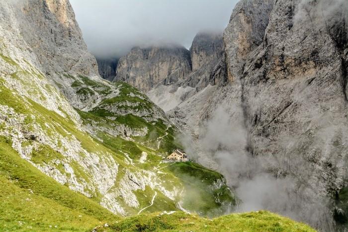 Les Dolomites * X_17103