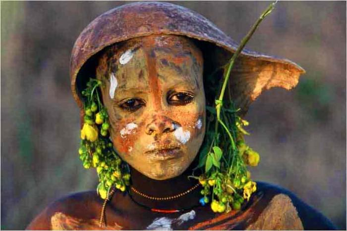 Les tribus de l´Omo * X_17104
