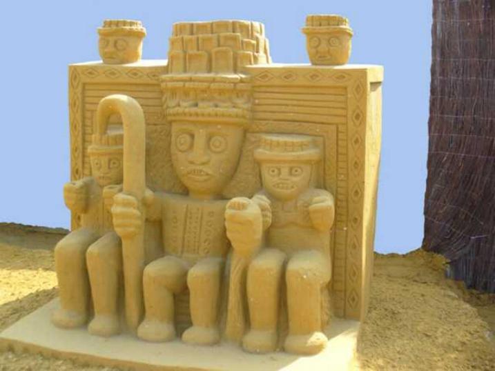 Statues de sable * X_1738